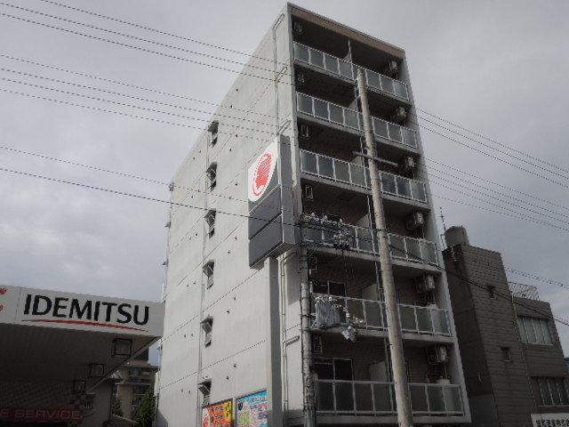 Mebiusu TsukudaResidenceの外観