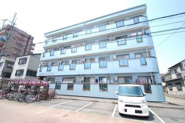 敷島第5マンションの外観