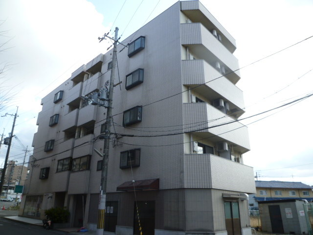 M'プラザ津田駅前参番館の外観