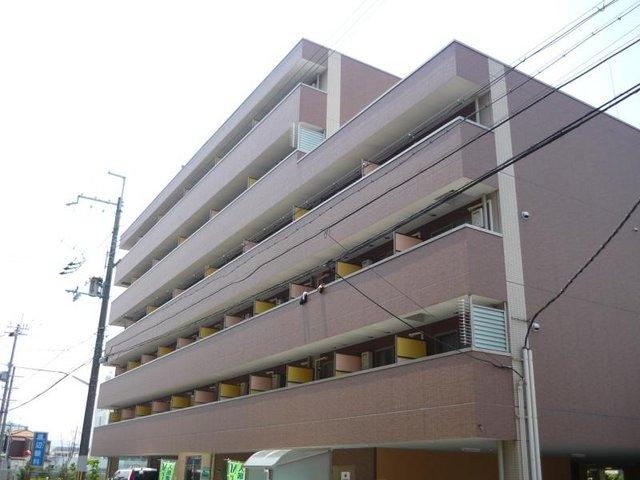 M'PLAZA津田駅前十二番館の外観