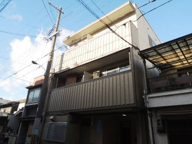 パークシティ東加賀屋の外観