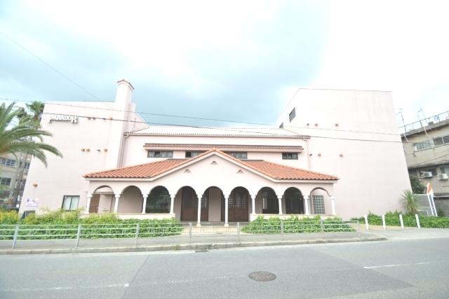パラドール北加賀屋の外観