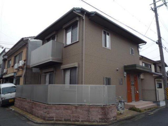はるはなアパートメント京都山ノ内の外観