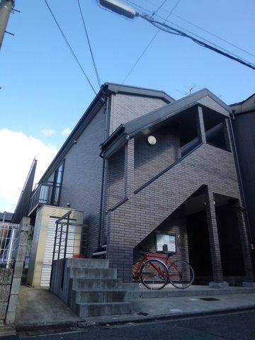 アンプルールブワ下梅屋の外観