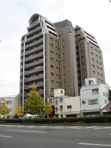 グランシティオ京都四条の外観