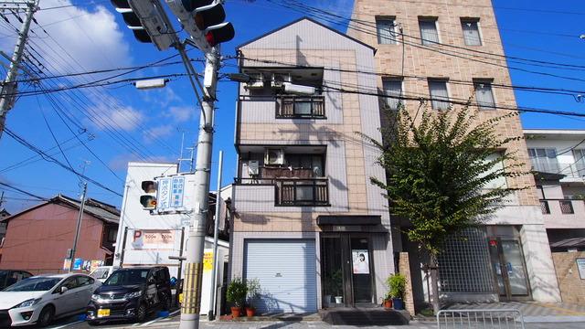 浅田ハウスの外観