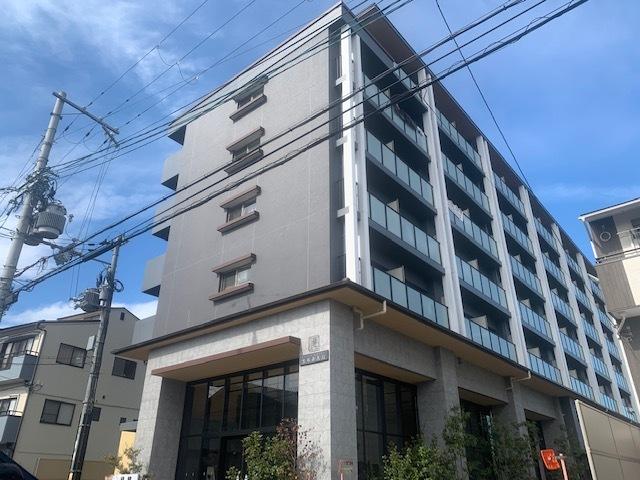 エステムコート京都西大路の外観