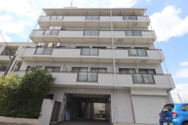 摂津第7マンションの外観