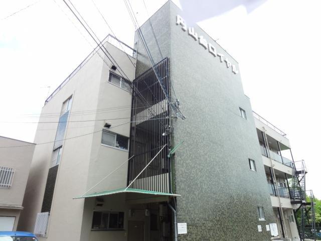 円山台ロイヤルマンションの外観