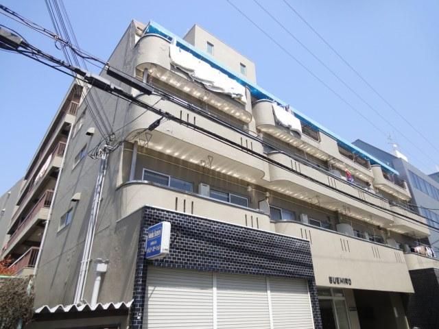 寿恵広マンションの外観