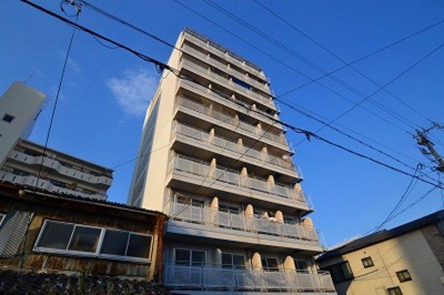松崎マンション立花町の外観