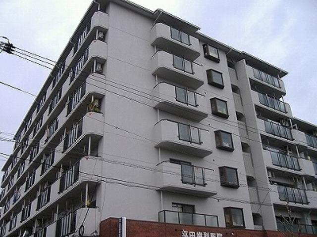 キャピタル武庫川の外観