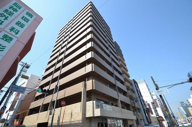 エクセルコート昭和通Bright Placeの外観