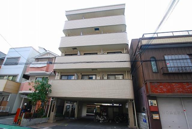 M'PLAZA竜田通の外観