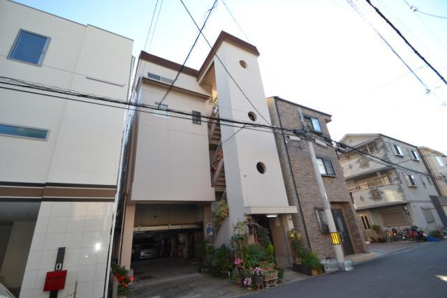 入江マンションの外観