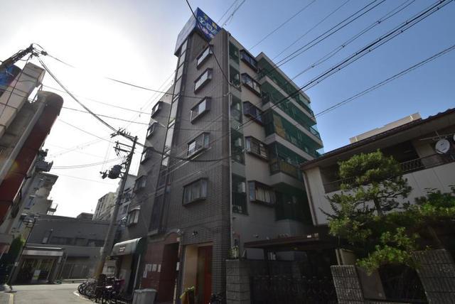 京阪グローリーハイツの外観