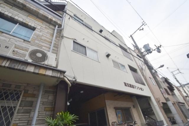 第五武田マンションの外観