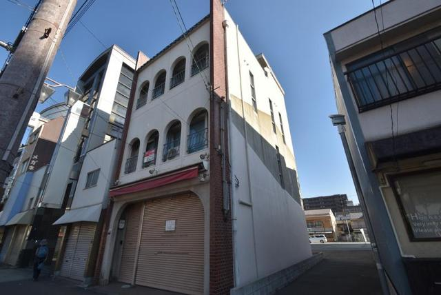 赤川店舗の外観