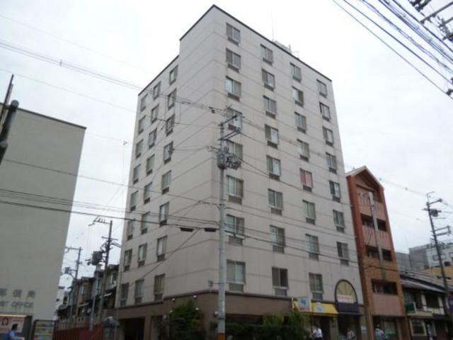 セ・モア京都の外観