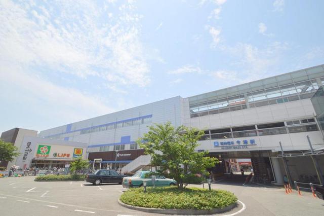 キャッスル甲子園(今津水波町)の外観