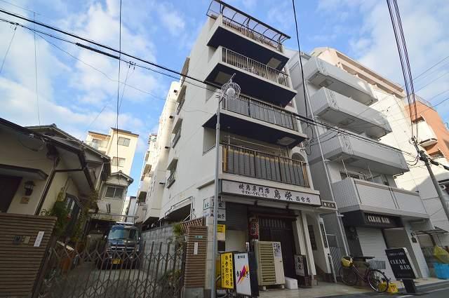 ハヤシマンション(戸田町)の外観