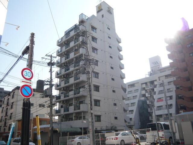 シャルムメゾン六甲道の外観