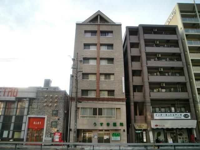 カーサ六甲友田町の外観