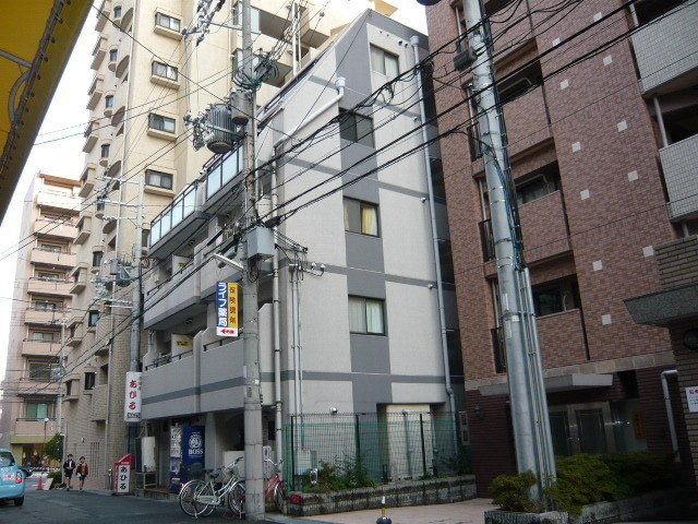 ライオンズマンション六甲道の外観