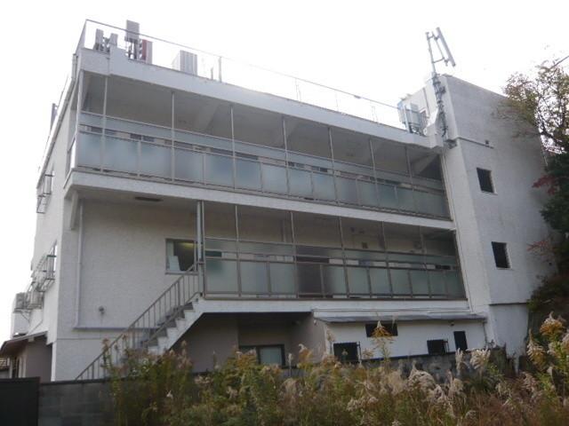 平田ビルの外観
