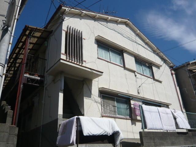 赤坂荘の外観