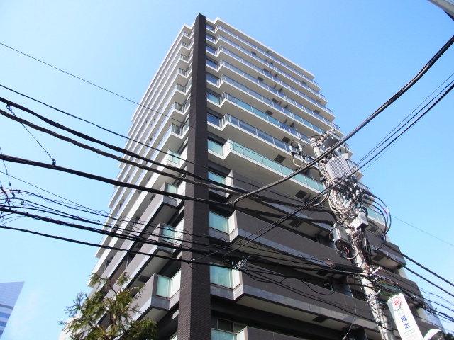 パークアクシス渋谷桜丘SOUTHの外観