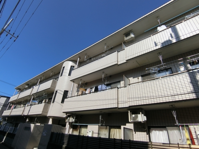 YMO駒沢の外観