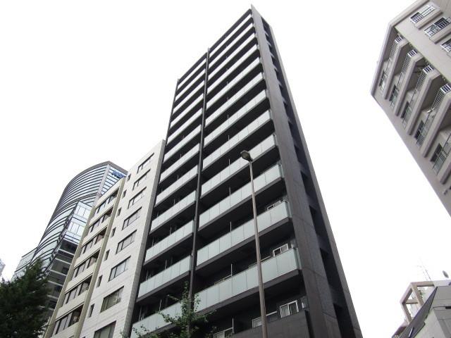 ガーラシティ渋谷南平台の外観