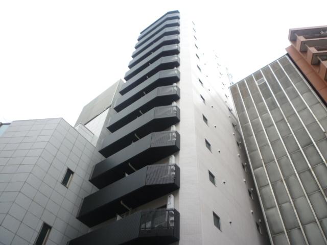 クレイシア五反田駅前の外観