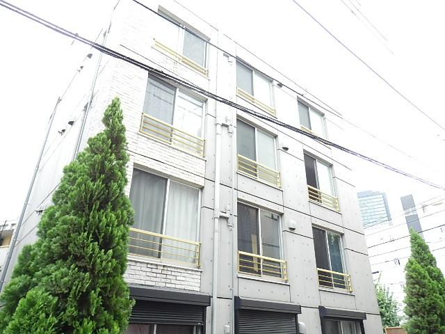 ブランシェ渋谷松見坂ウエストの外観