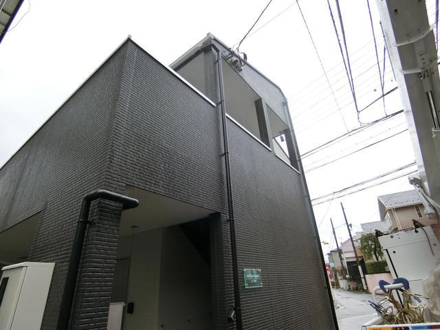 レルフ駒沢の外観