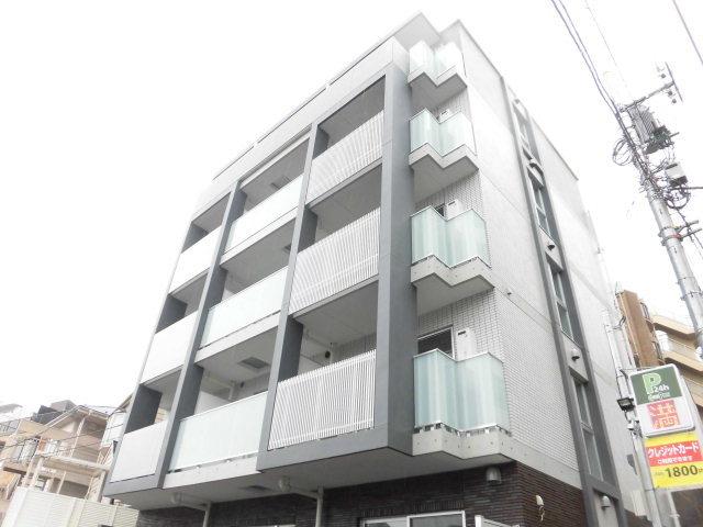 CITY PRIME 北参道の外観