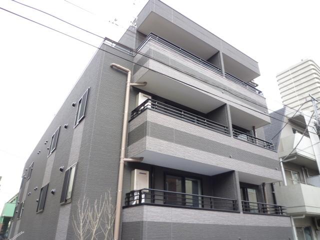 ロータス駒沢の外観