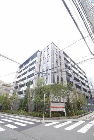 ザ・パークハウス渋谷南平台の外観