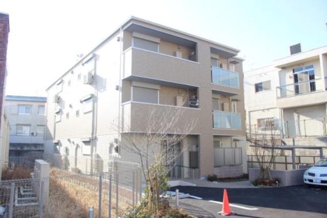 仮)D-room粟生新家の外観