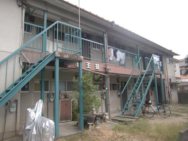 竹王荘の外観