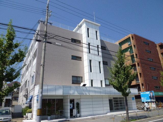竹田マンションの外観