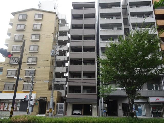 ベラジオ京都西大路2の外観