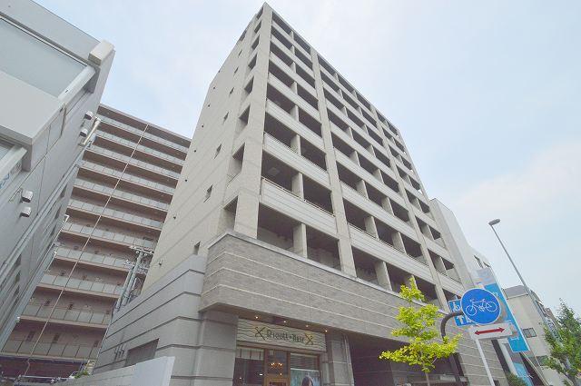 ダイドーメゾン阪神西宮駅前の外観