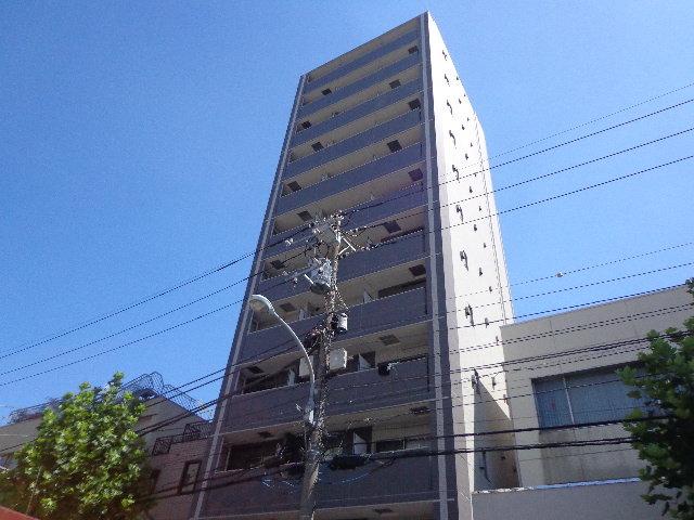 エクアス錦糸町の外観