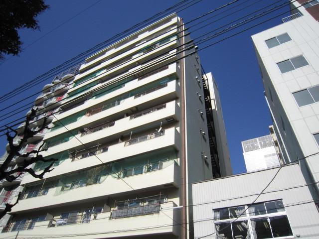 トーア錦糸町マンションの外観