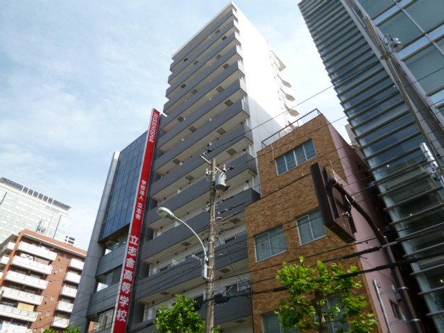 フォレシティ錦糸町の外観