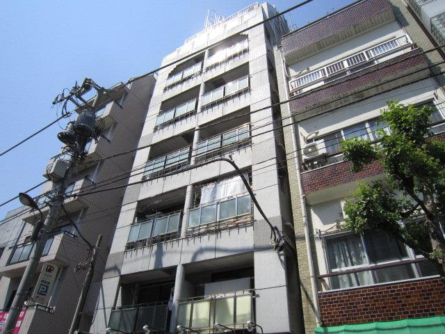 サンパレス21錦糸町の外観