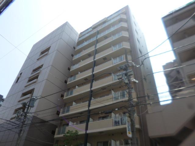 ひびき錦糸町門田ビルの外観