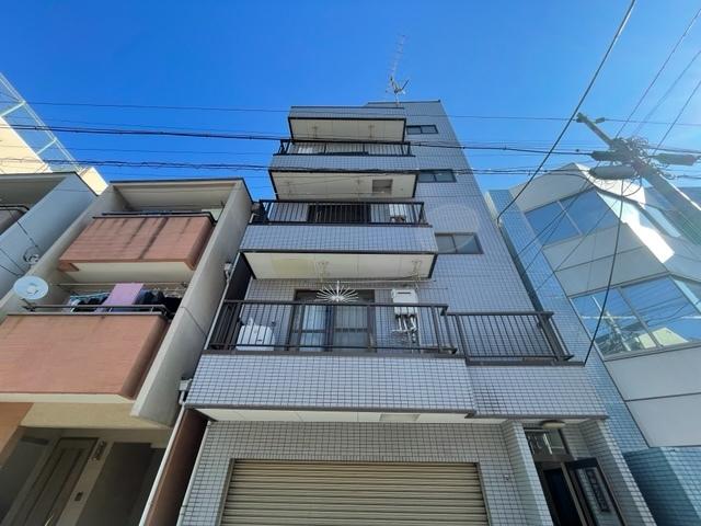 第二千田ビルの外観